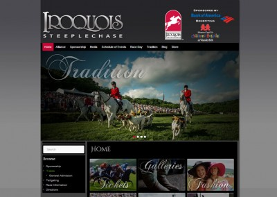 steeplechase-website