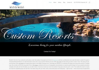 website-example-pool-company