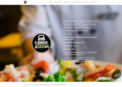 website-example-resataurant